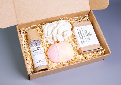 The Cedarwood & Grapefruit Box