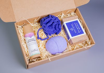The Lavender & Bergamot Box