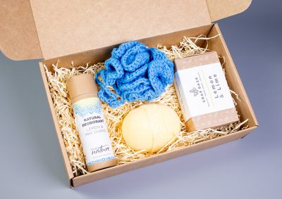 The Lemon & May Chang Box