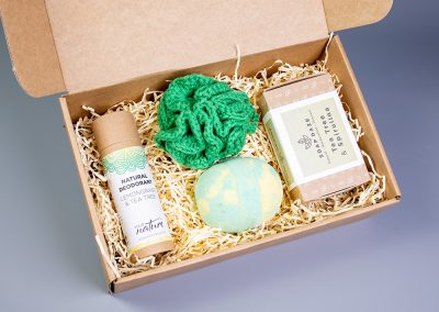 The Lemongrass & Tea Tree Box
